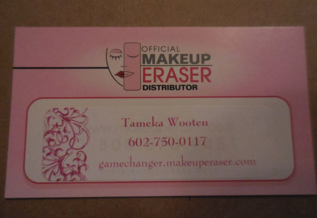 Make-Up Eraser