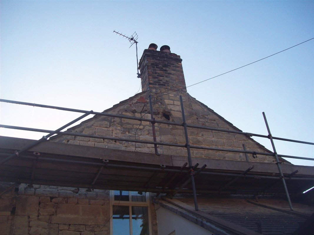 leeds repointing specialist currently working in bramham near boston spa wetherby