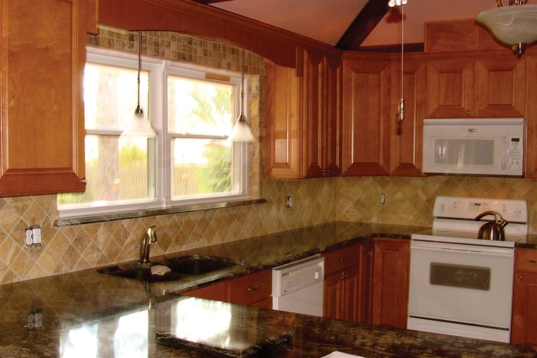 Great Backsplash!