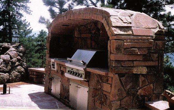 stonework in denver