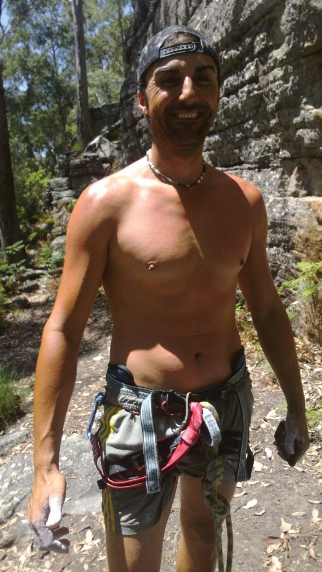 Rock Climbing Nowra Shoalhaven NSW
