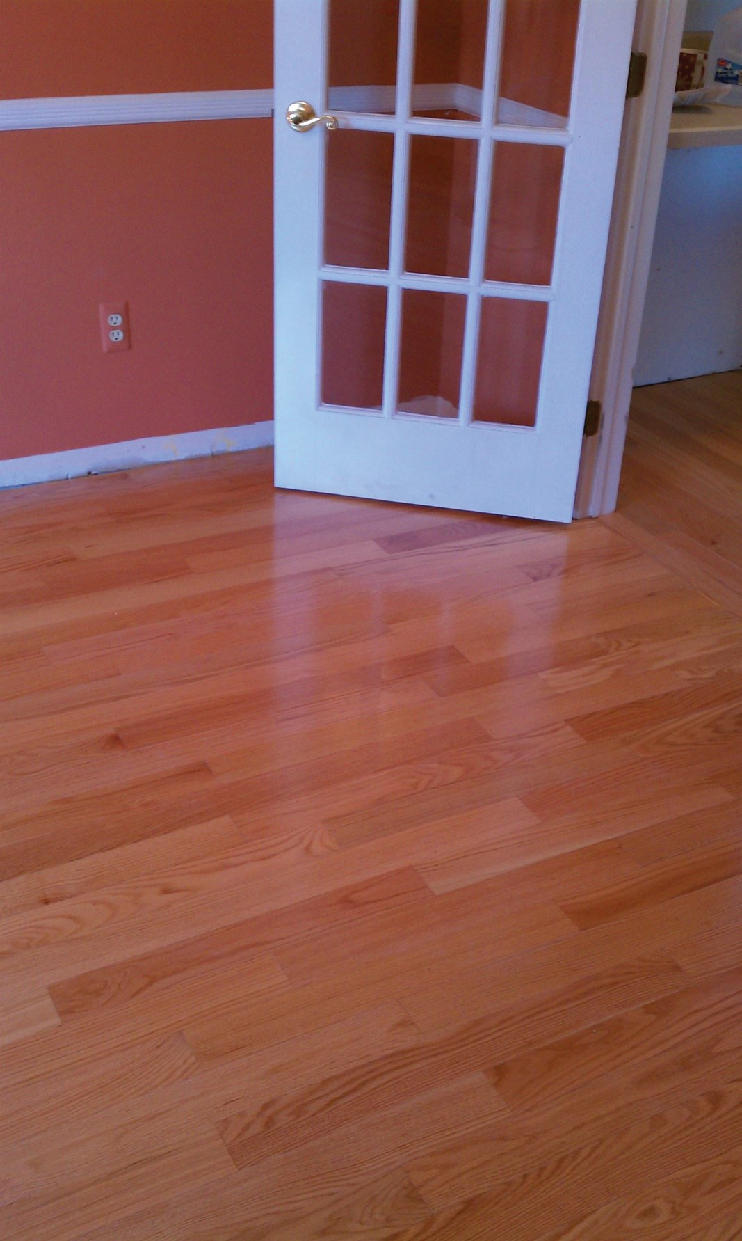Prefinishing Flooring