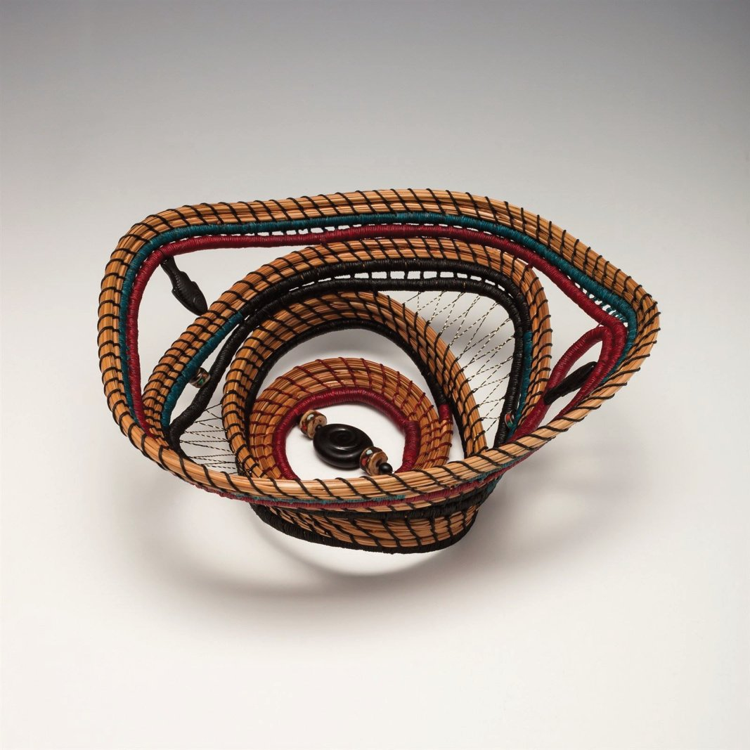 Basket Trade, fish stone. What a great Father's Day Gift!