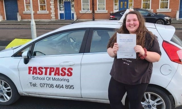 Driving schools Gosforth. www.fastpassnortheast.co.uk.