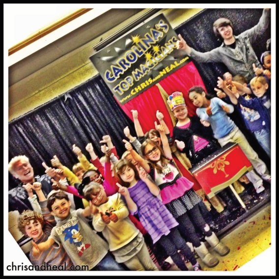 Fayetteville Family Entertainers & Magicians in Fayetteville NC