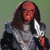 Even Klingons need a hobby.