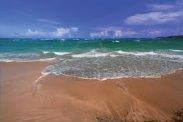 Beautiful Saint Lucia  beach