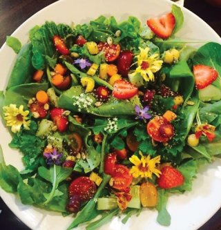 Edible Flowers, Eat Clean, Freak of Nature fitness, Grow Your Own Food, Nutrition, Tosha Firestone