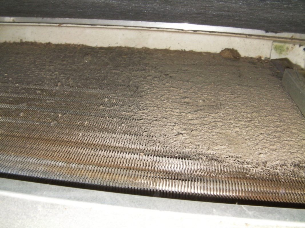 A dirty evaporator coil can cause your energy bill to soar double!