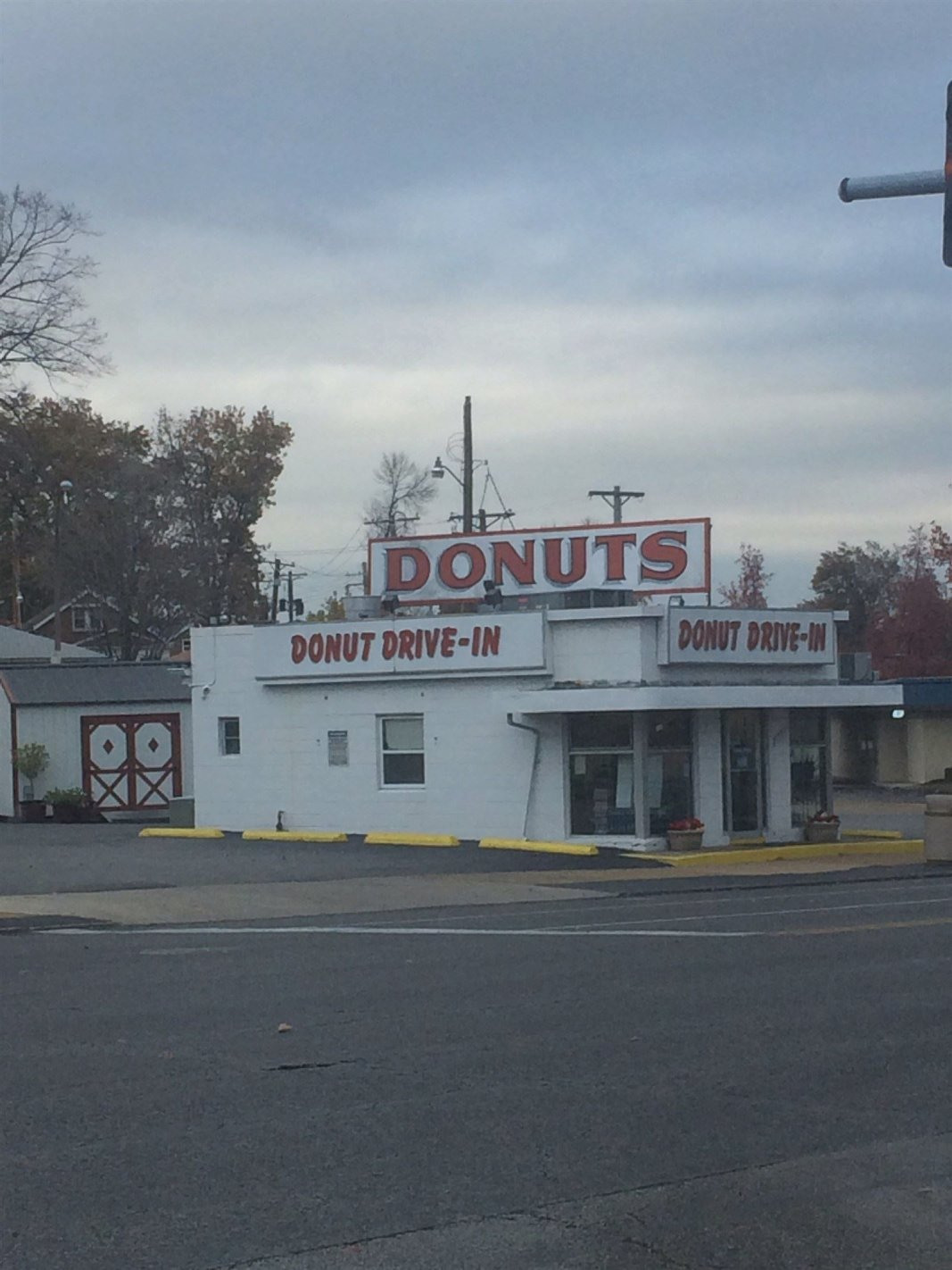 Donut Drive In St Louis Missouri