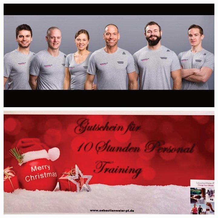 Eure Personal Trainer in Bochum zu Weihnachten.