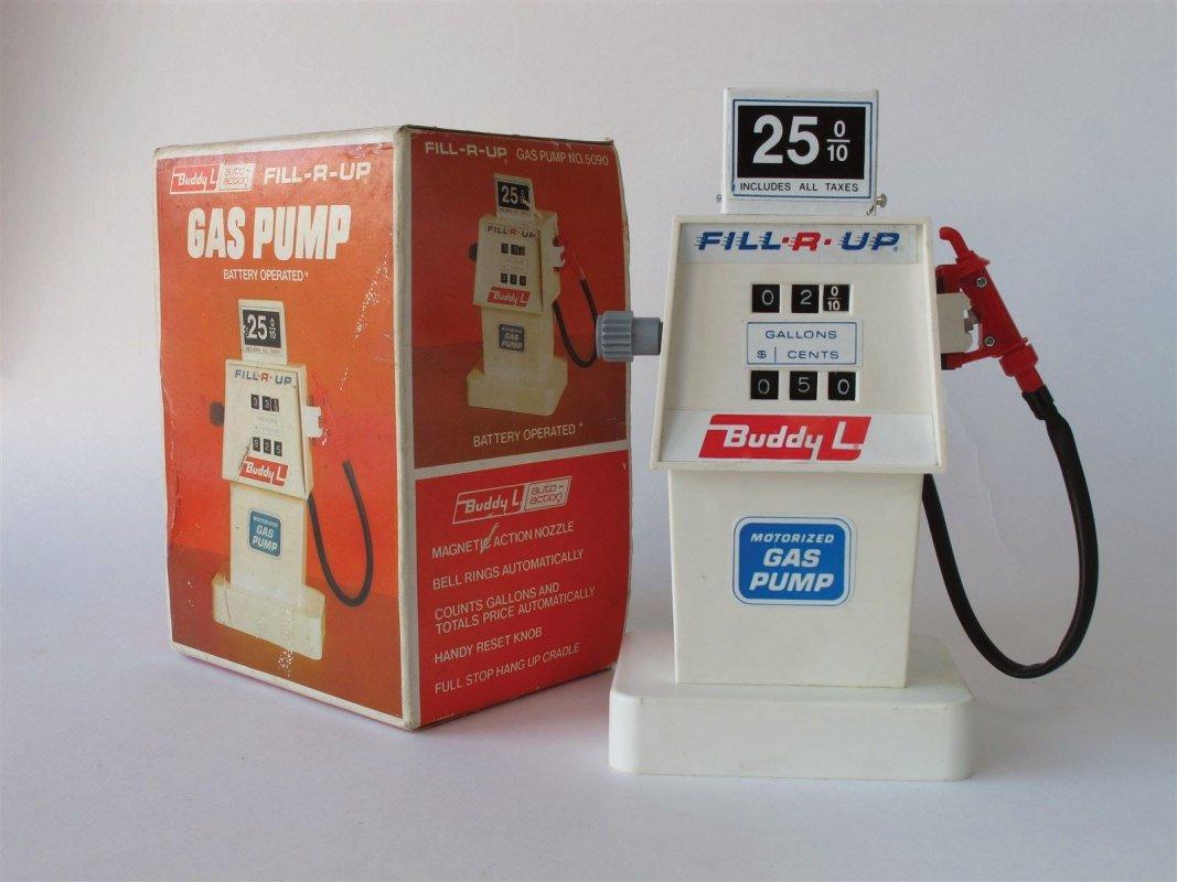 Toy Gas pump
