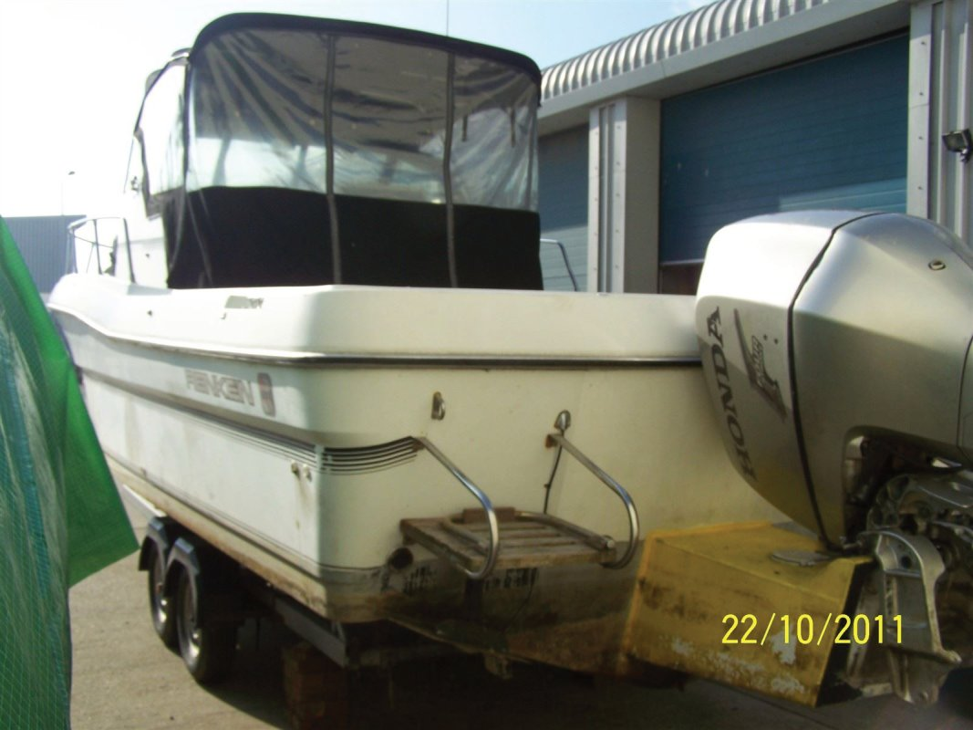 FISHING BOAT FOR SALE