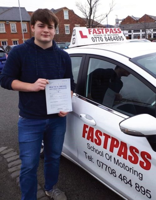 Driving Instructors Whitley Bay. www.fastpassnortheast.co.uk