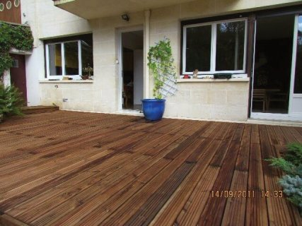 IMMOVERT - Conception de terrasse bois
