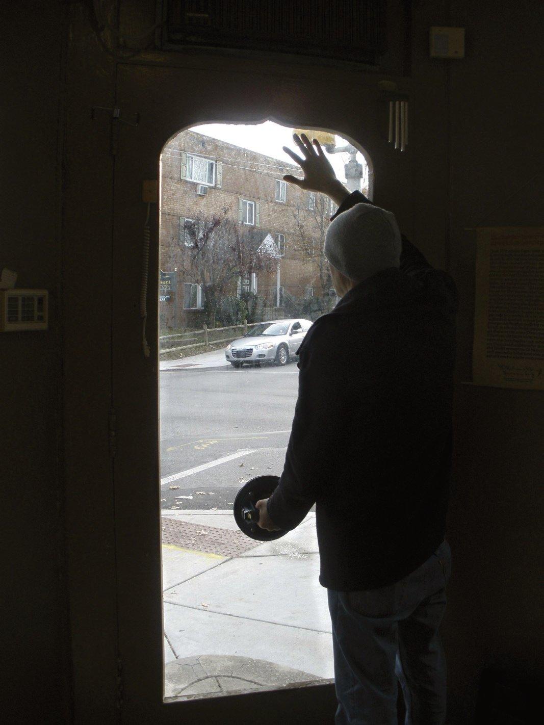 Philadelphia door glass repair