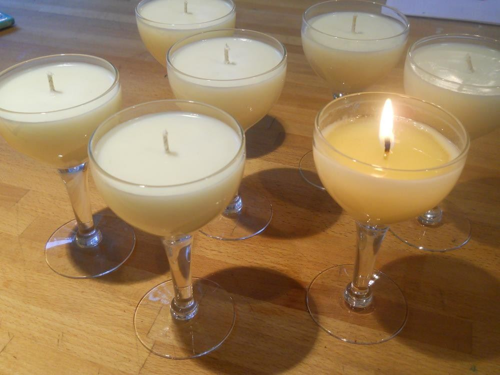 Vance Family Soy Candles