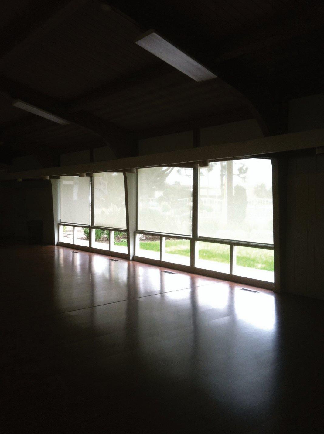 Large window view