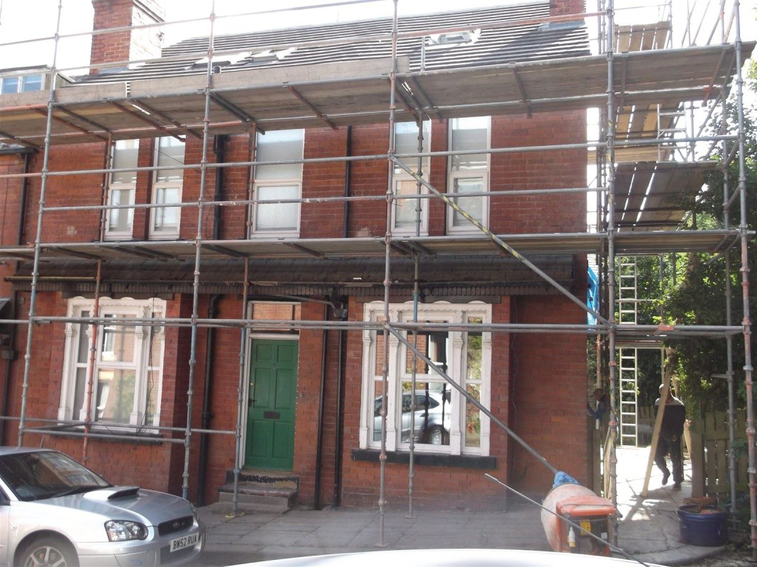 meanwood repointing of brickwork all work carried out by leeds pointing