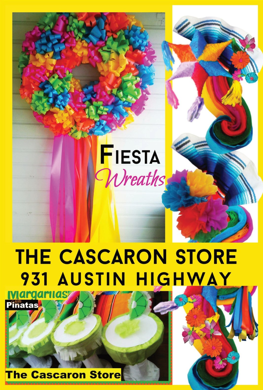 Fiesta Party Decorations