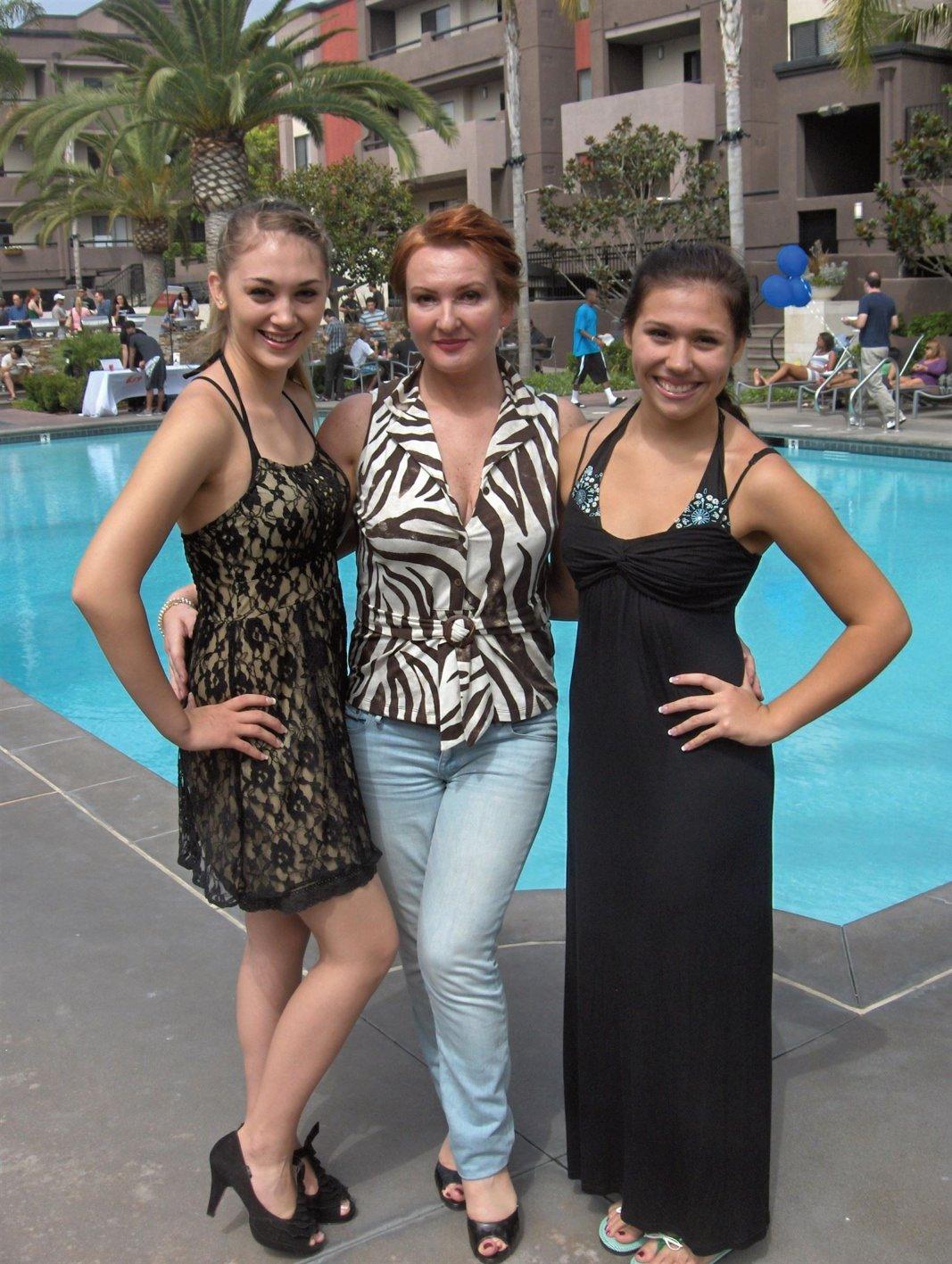 3 dangerous girls