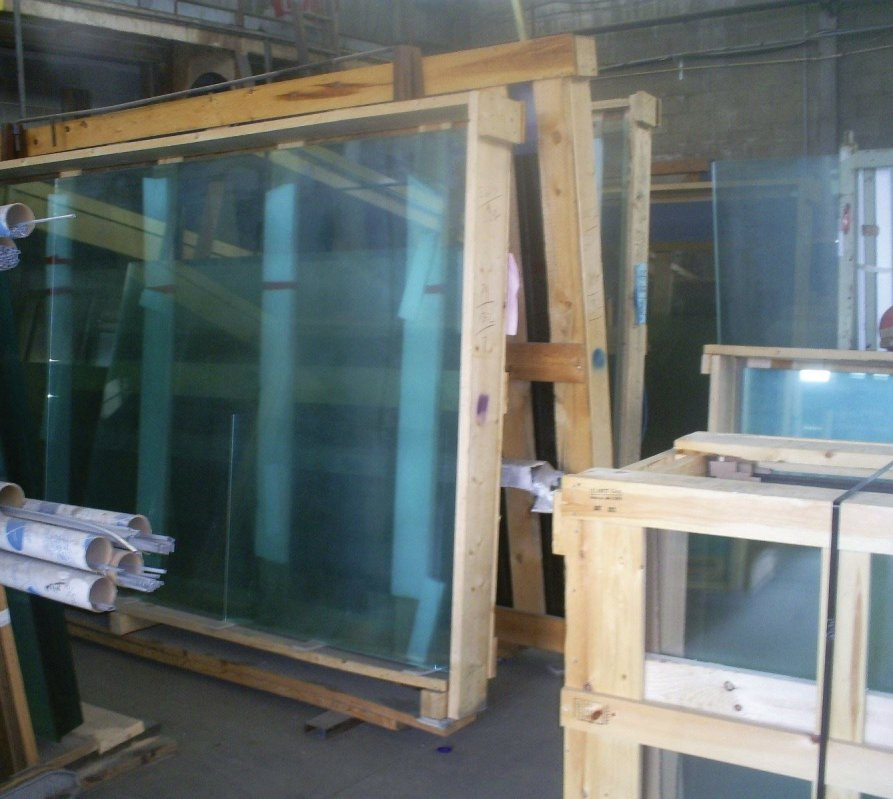 : We Stock Many Types & Sizes Of Glass