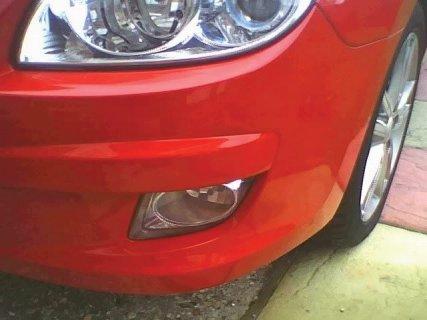 Hyundai Bumper Scuff Repair