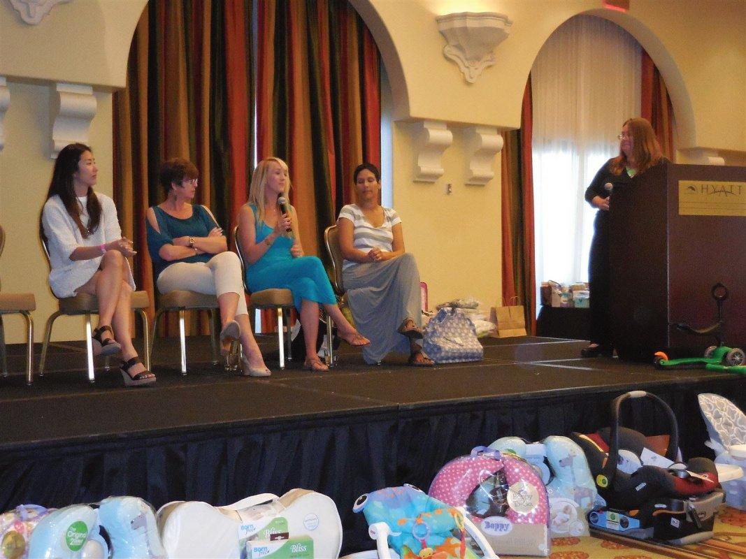 Breastfeeding Panel