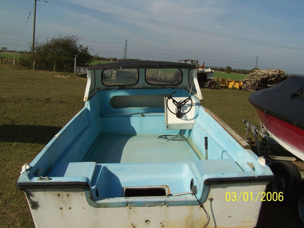 PROJECT DORY BOAT FOR SALE
