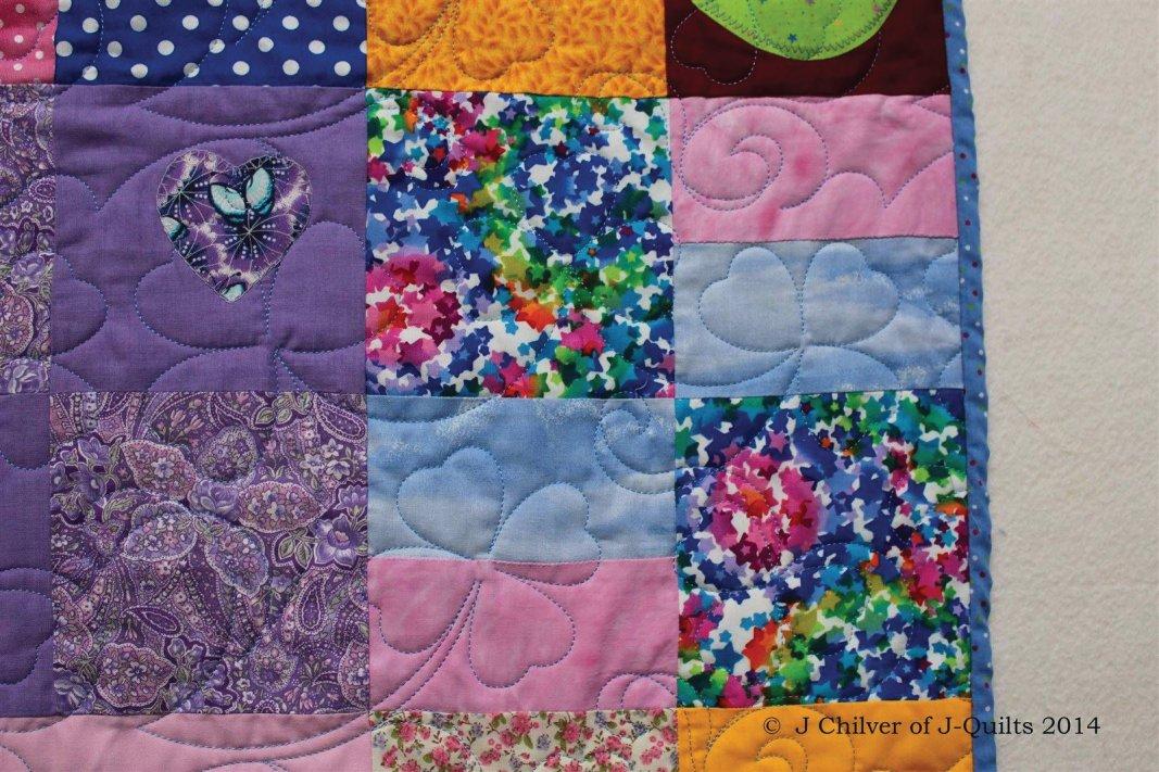 Colourful blocks
