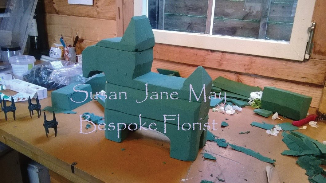 Bespoke Wedding Flowers  Funeral Flowers  Artwork for Sale  Susan Jane May