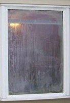 Fogged thermal window in Bucks County, Pa