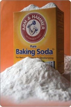 With this product you can make a mixture with lemon and do a good natural product is great for  ovens