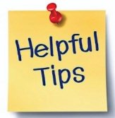 Helpful Tips Post It