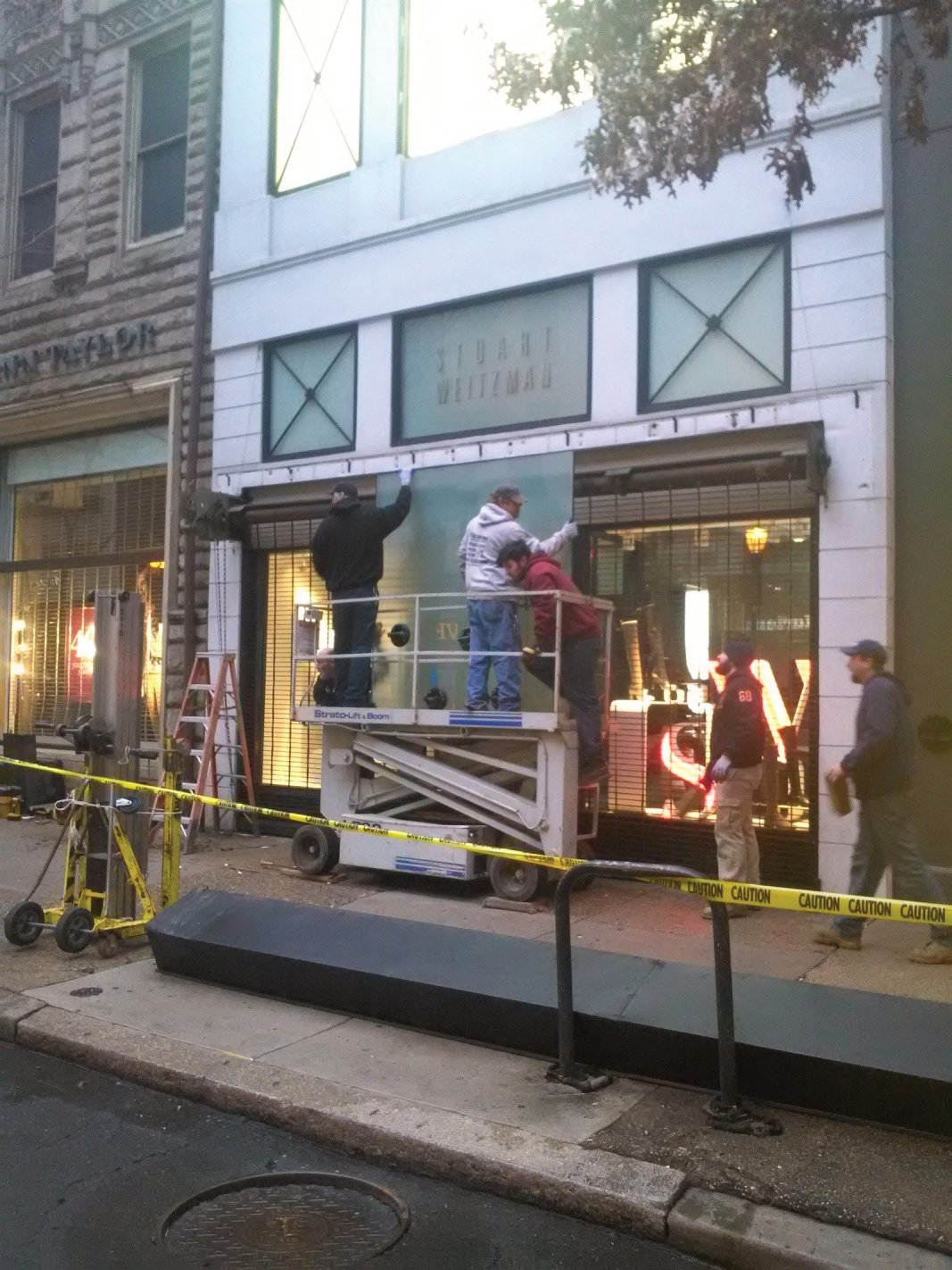 commercial glass company in Philadelphia