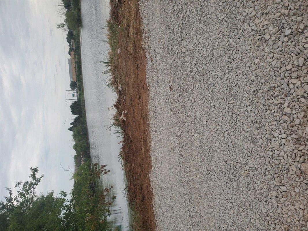 Drainage correction and erosion control