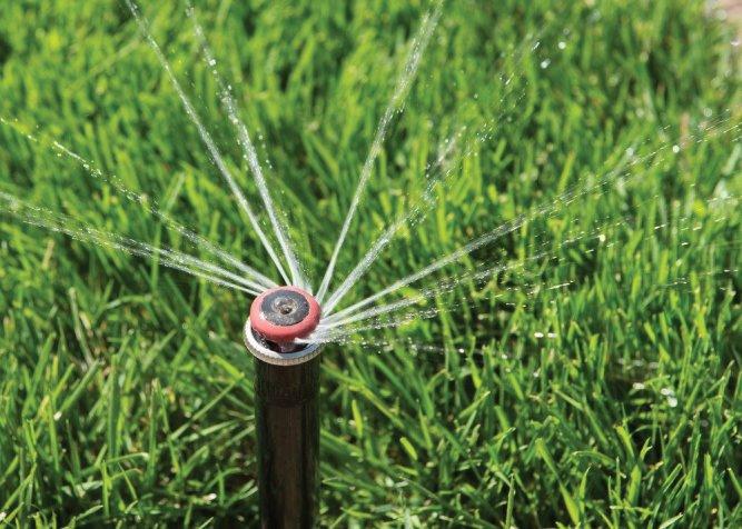 Drain your Sprinkler System