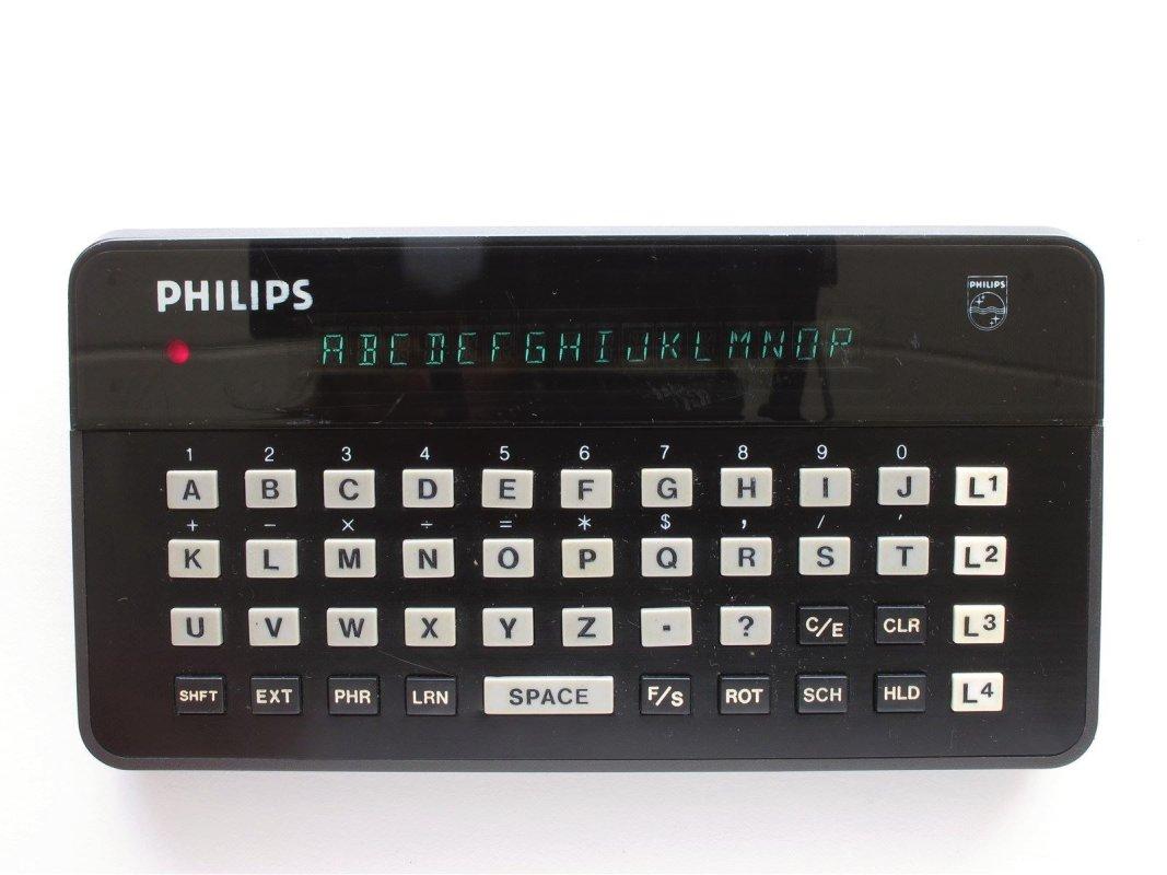 Translator Pocket LED calculator