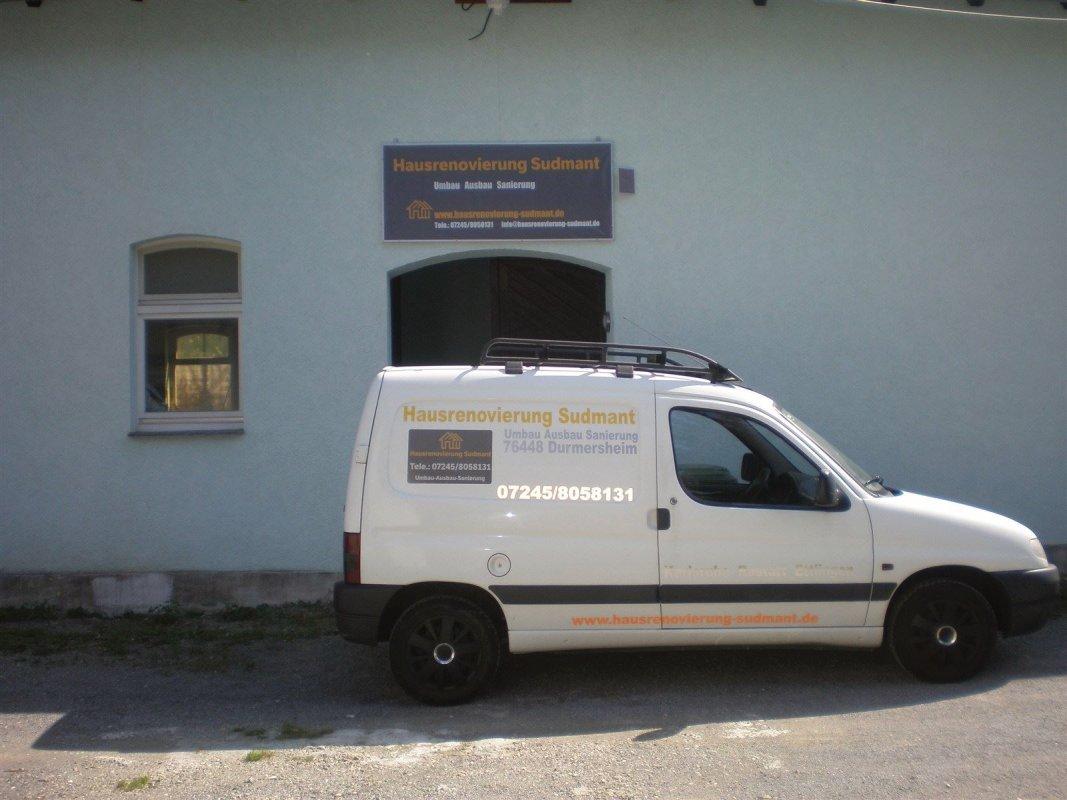 Werkstatt Durmersheim Musteraustellung