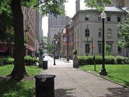 Rittenhouse Square - Now