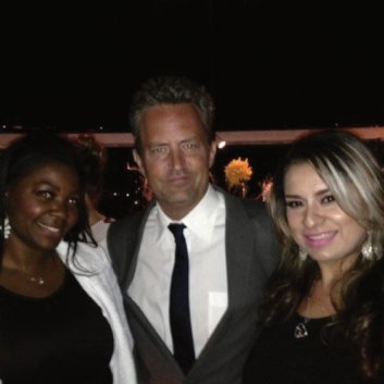 Hollywood Candy Girls Jackie Sorkin Mathew Perry and Adrienne Bowen Events