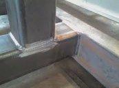 出張溶接で鉄柱の補強も可能です
