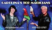 Fayetteville Magician Magicians Fayetteville Magicians in Fayetteville NC