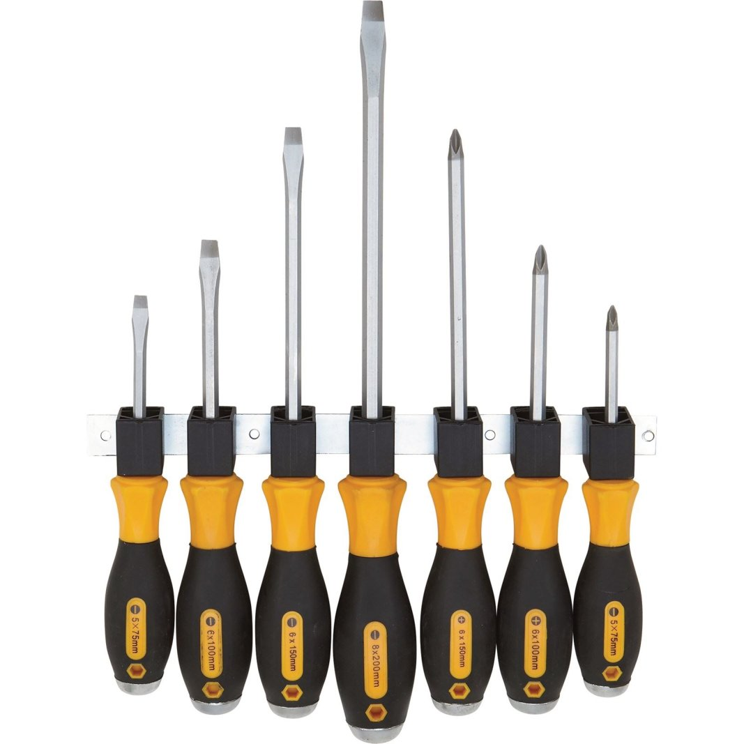 Screwdriver Set: $20