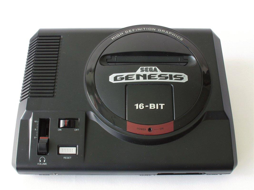 Sega Mega Drive 16bit