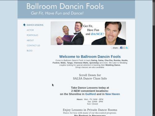 BallroomDancinFools.com, Laurent Mullen