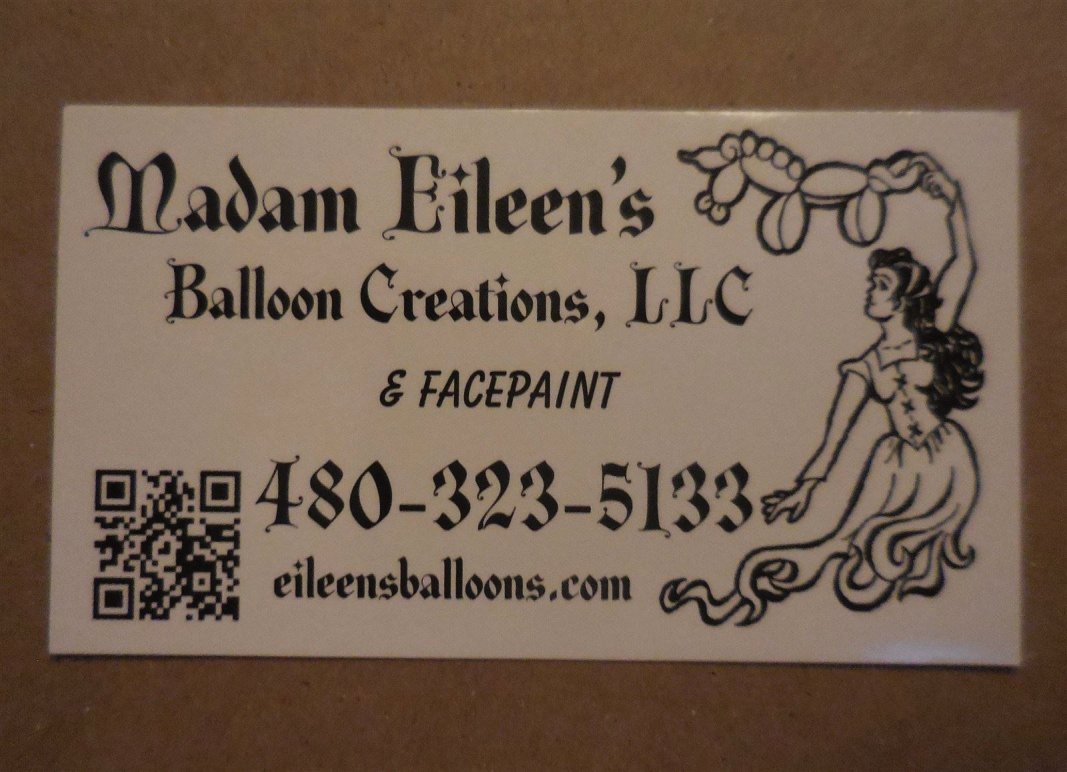Madam Eileen's Balloon Creations