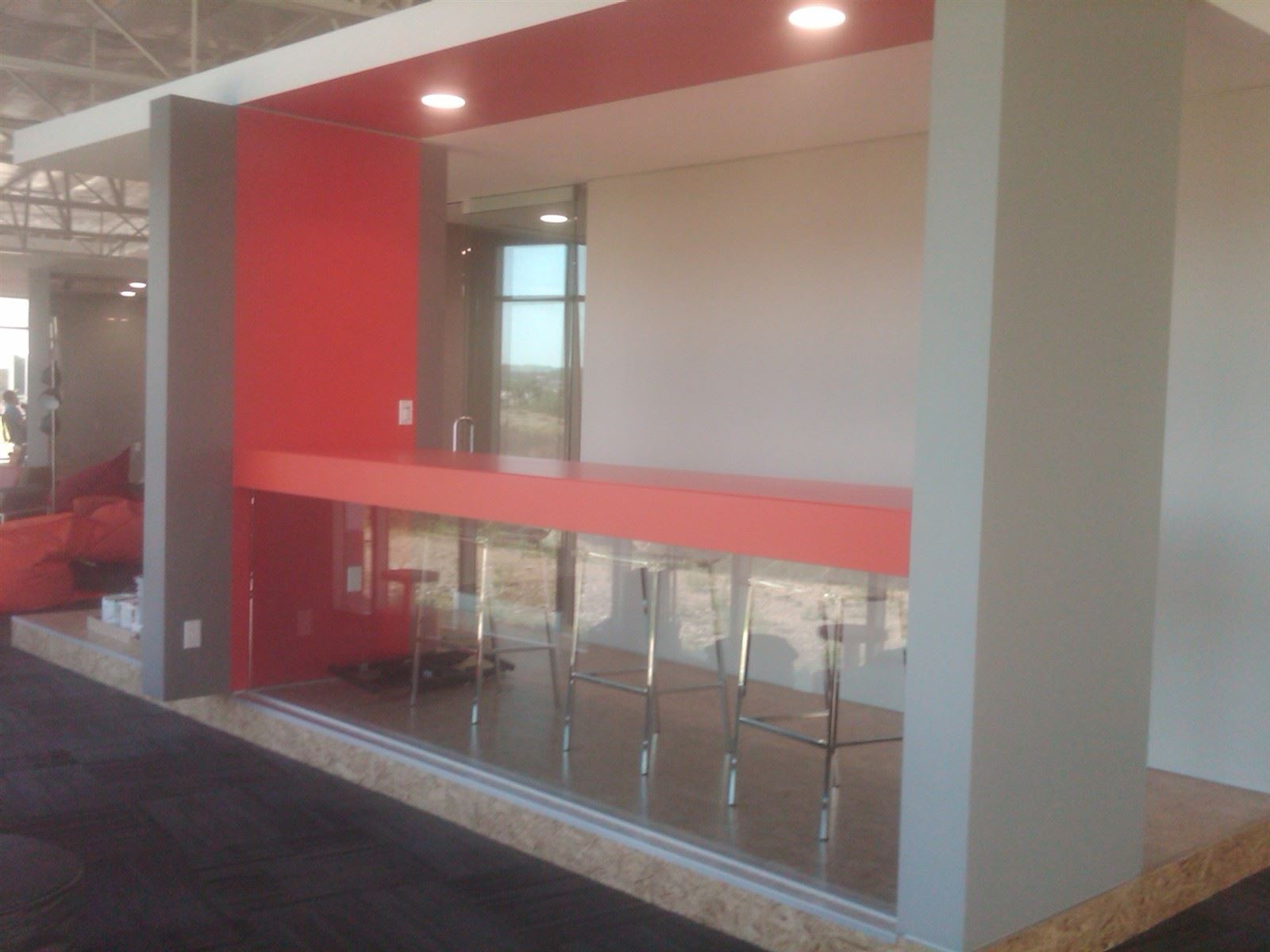 Office, Privacy Film, Decorative Tint. San Diego, Ca