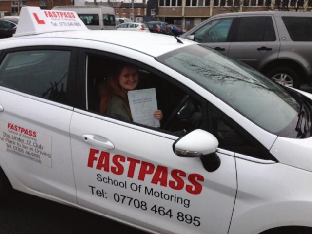 Driving Schools Whitley Bay- Easter Challenge.