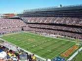 Southtown Limousine service to Soldier Field